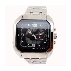 Swiss Time Men'S Jam Tangan Pria Sa 2089 Ad