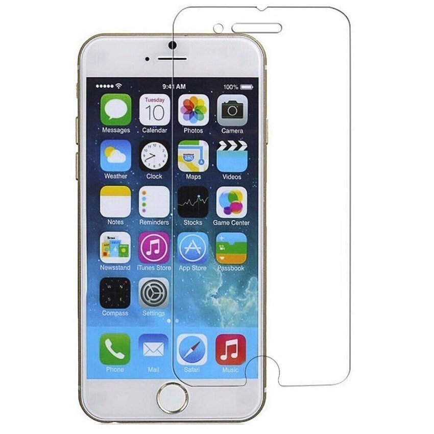 Sworld Matte Finishing Screen Protector Film for Apple iPhone 6 4.7inch(3Pcs) (Clear) (Intl)