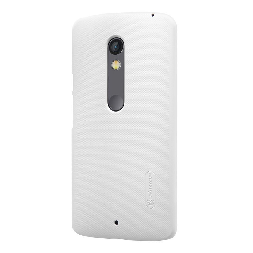 Sworld MOTO X Play Super Frosted Shield (White) (Intl)