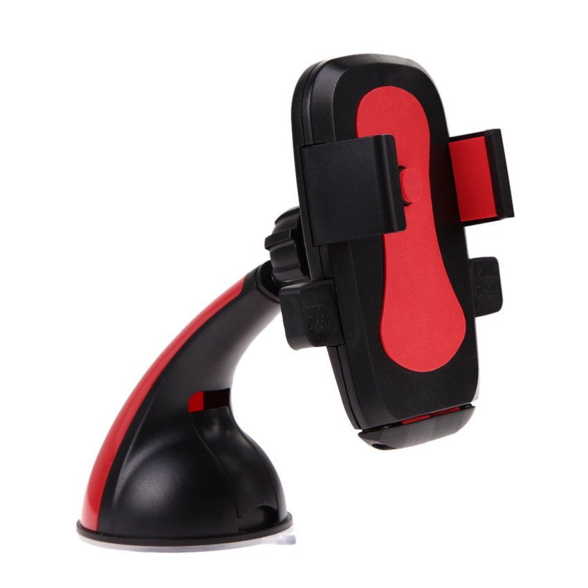 Sworld VCS-0039 Big Bend Phone Holder Clip (Red) (Intl)