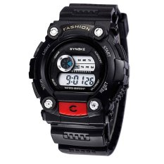 SYNOKE Sports Watch Alarm Calendar Young Man Favorite Electronic Watch ϼ