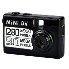 Taff Mini DV Kamera - 5 MP - Hitam
