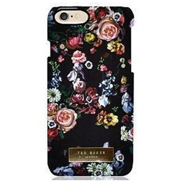 Ted Baker 24 Hard Case for iPhone 6 Plus - Hitam