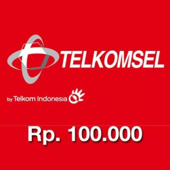 Telkomsel Pulsa Reguler Simpati Dan As Rp 100 000 Lazada Indonesia