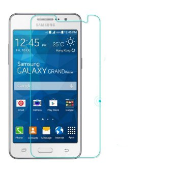 Tempered Glass Samsung Galaxy Grand Prime/G530 Screen Protector - Putih Transpar