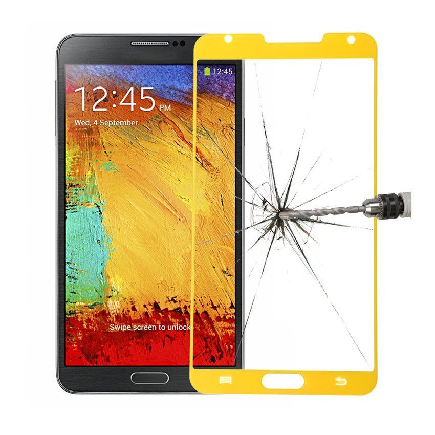 Tempered Glass Screen Protector for Samsung Galaxy Note3 (Intl)