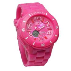 Tetonis - Jam Tangan Sport Wanita - Rubber Strap - Tetonis Candy Pink