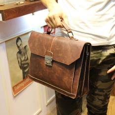 Tidog Male Bag Handbag Shoulder Bag Men's Casual Bags Korean Satchel Bag Shoulder Bag - Intl