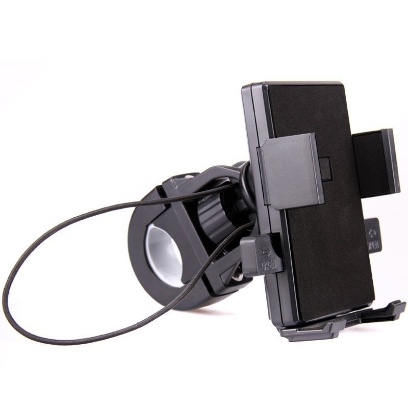 Tiemotu CZZJ103 Phone Holder Black