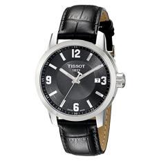 Tissot Men's T0554101605700 PRC 200 Analog Display Quartz Black Watch - Intl