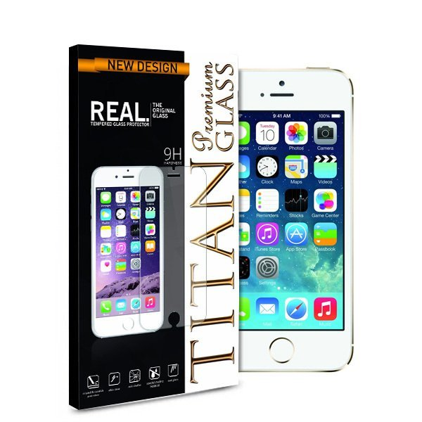 Titan Glass for Samsung Galaxy A7 - Premium Tempered Glass - Rounded Edge 2.5D