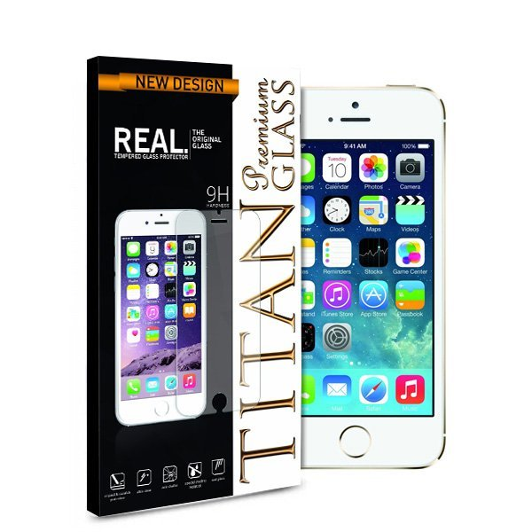 Titan Glass for Samsung Galaxy Ace4 - Premium Tempered Glass - Rounded Edge 2.5D