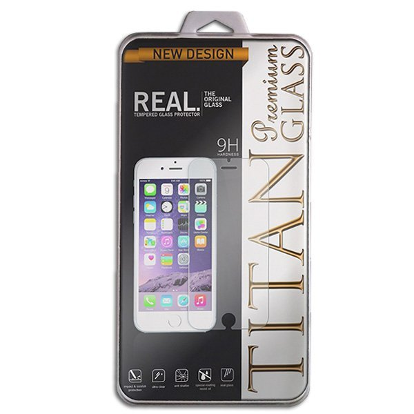 Titan Glass untuk Blackberry Dakota / BB 9900 - Premium Tempered Glass - Rounded Edge 2.5D