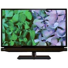 "Toshiba 32"" LED TV HD - Hitam - Model 32P2400"
