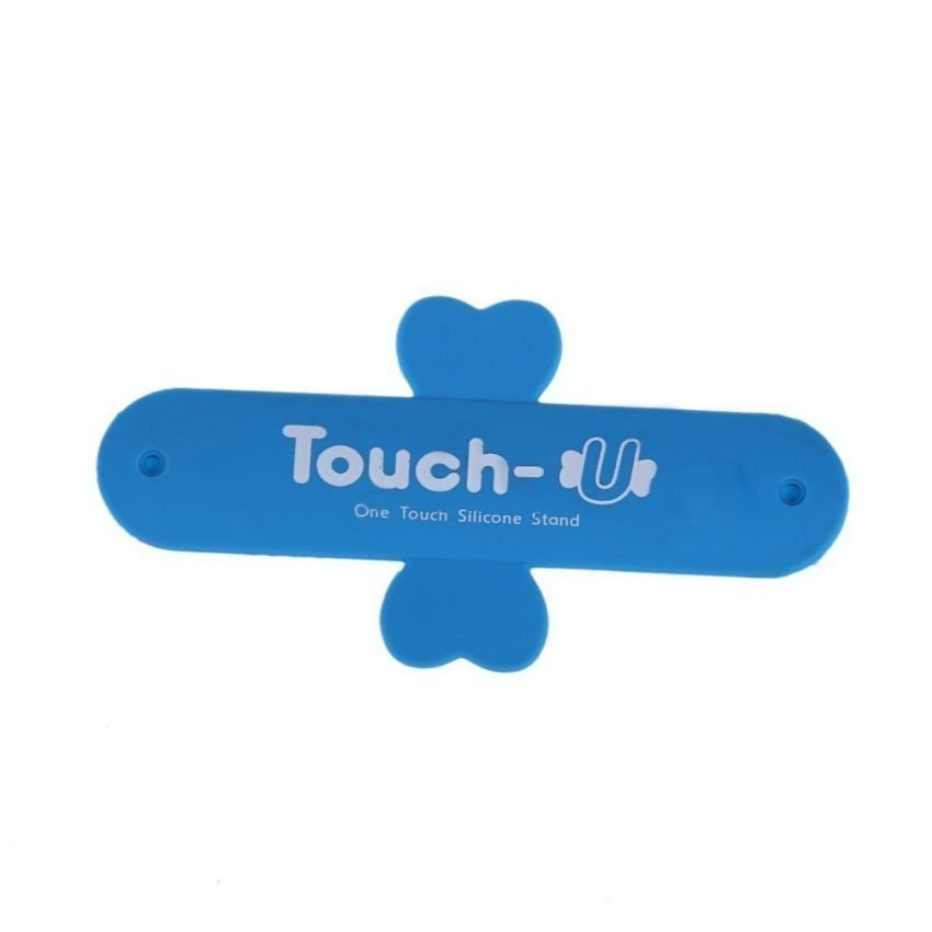 Touch U One Silicone Stand - Baby Blue