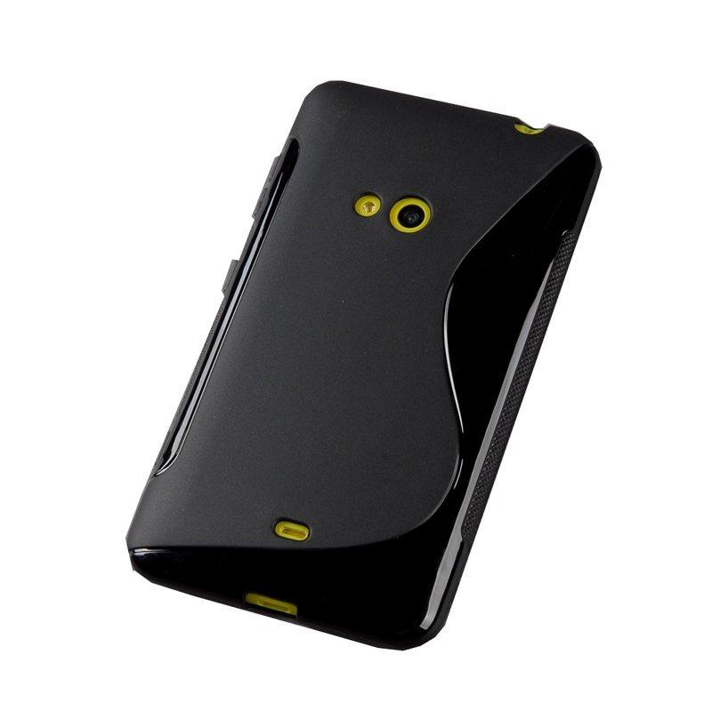 TPU Case for Nokia Lumia 625 (Black) (Intl)