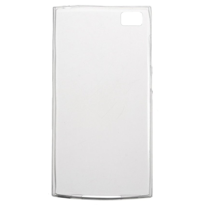 TPU Gel Silicone Ultra Slim/Thin Morbida Case Xiaomi 3 Mi3 Clear (Intl)
