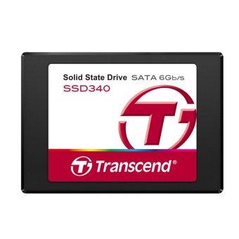 Transcend SSD340 SATA III 6Gb / S (Premium) - 256GB Hitam