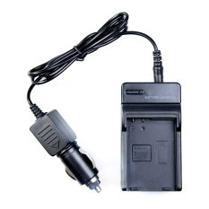 Travel Charger Charger for Nikon EN-EL14 MH-24 D5100 D3100 with Car Charger