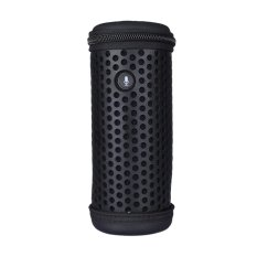 Travelling Riding Storage PU Hard Carry Case Bag For Amazon Tap Alexa-Enabled Portable Bluetooth Speaker (Intl)
