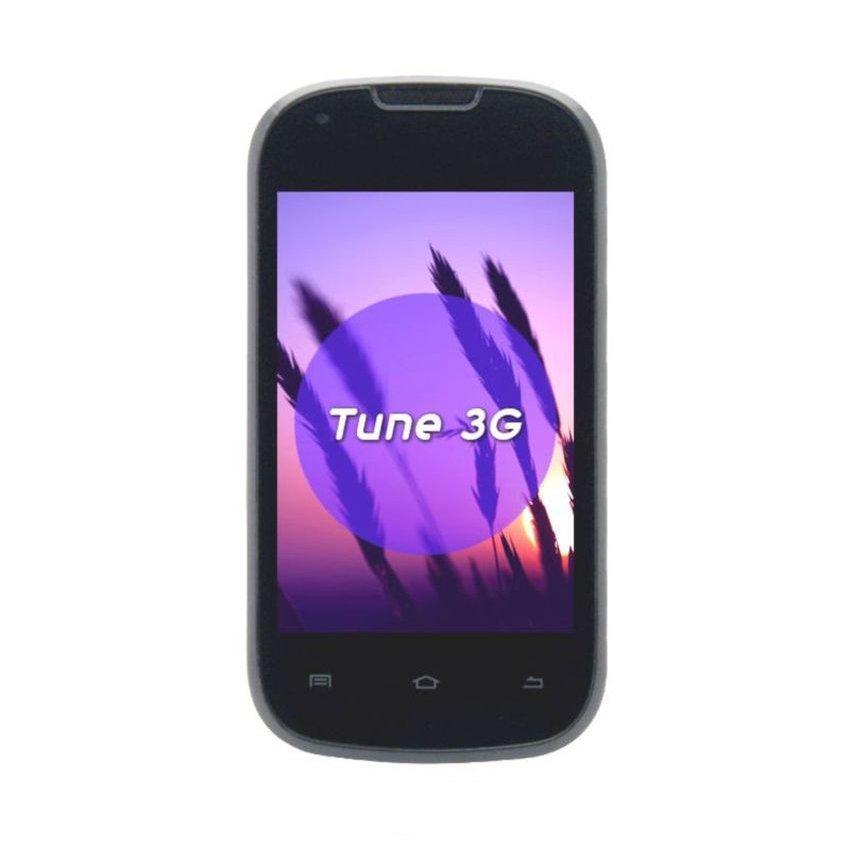 Treq - Smartphone - Tune 3G - Hitam