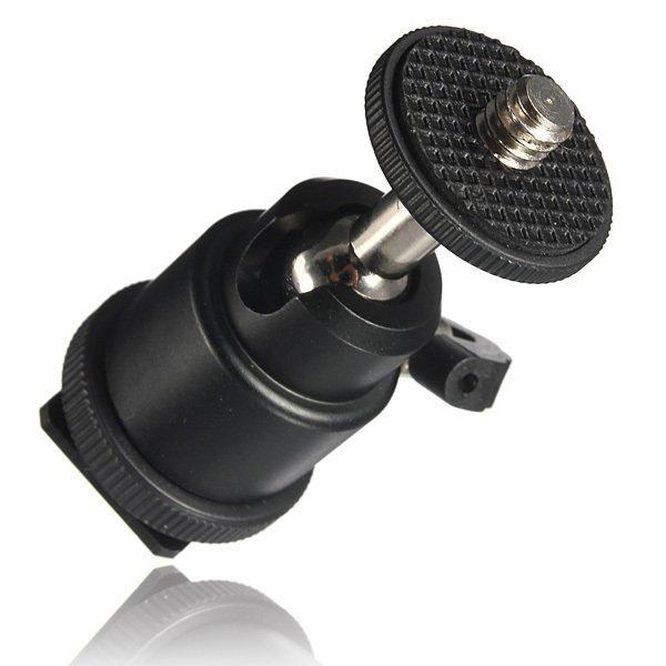 Tripod LED Light Flash Bracket Holder Mount for Camera (Intl)
