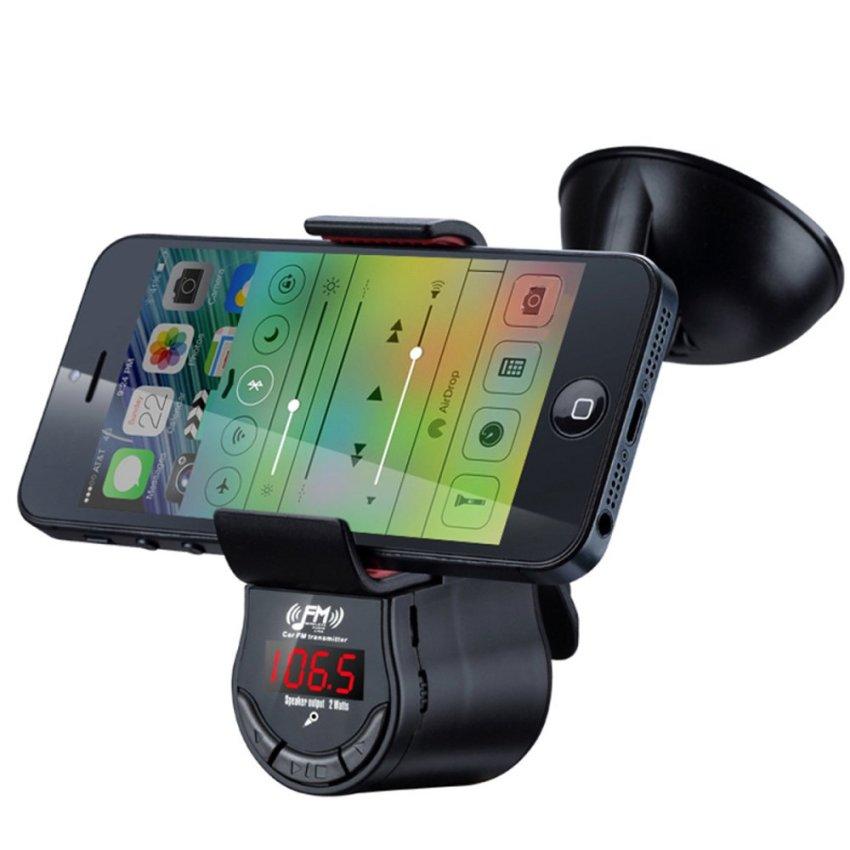 TS-FM09 Multifunction Phone Holder (Black) (Intl)