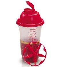 Tupperware Shaker Merah