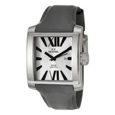 TW Steel Men's CE3002 Stainless Steel Analog Silver Dial Watch - Intl