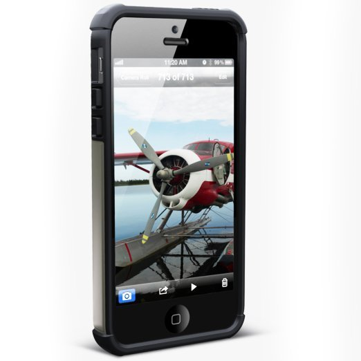 UAG Urban Armor Gear iPhone SE / 5S / 5 - Aviator