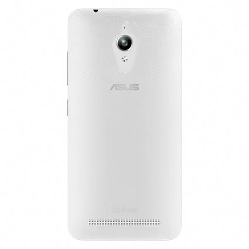 Ultra Thin for Asus Zenfone Go ZC500TG - Putih Transparan