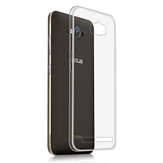 Ultra Thin for Asus Zenfone Max ZC550KL - Putih Transparan