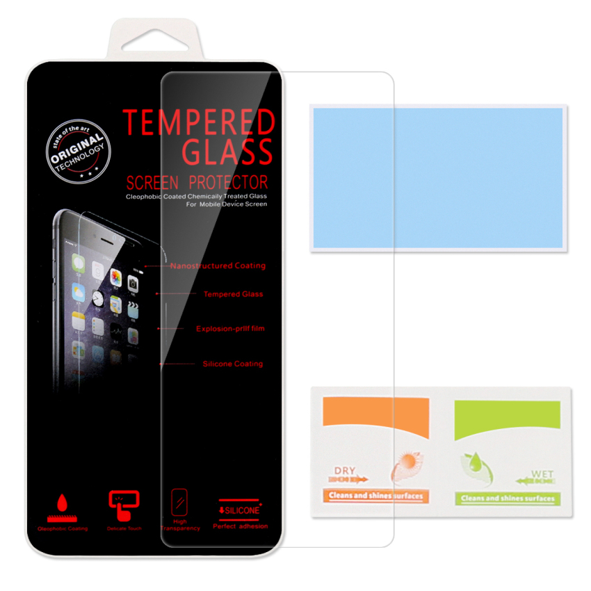 Ultra Thin Premium 9H Hardness Tempered Glass Screen Film Protector Guard for Samsung Galaxy Note 2 N7100 (Intl)