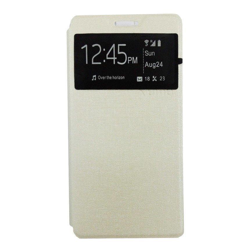 Ume Flip Cover For Lenovo A7000 - Biru Dongker