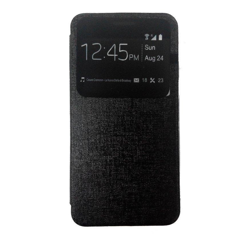 Ume Flip Cover Samsung Galaxy Grand Prime - Hitam