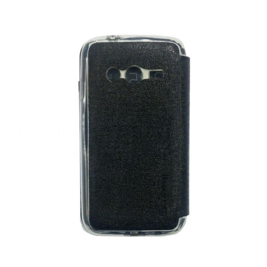Ume Flip Cover Samsung Galaxy V - Hitam
