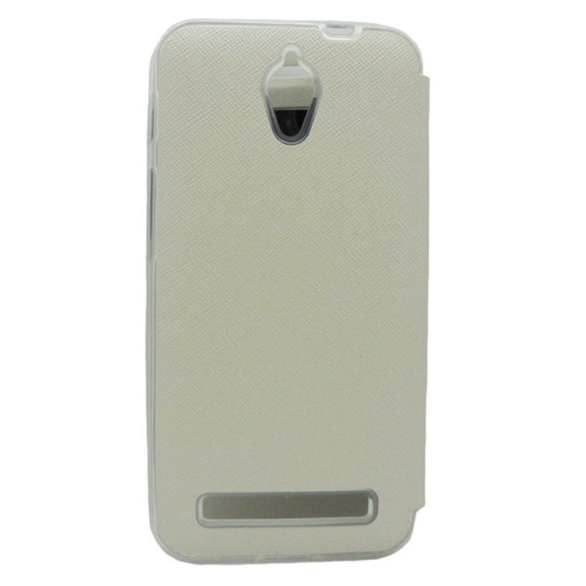 Ume Flip Cover View Asus Zenfone C - Putih
