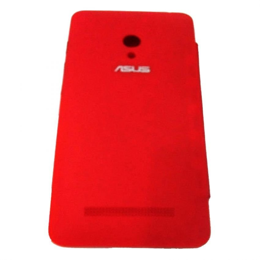 Ume Flip Cover View For Asus Zenfone 5 - Merah