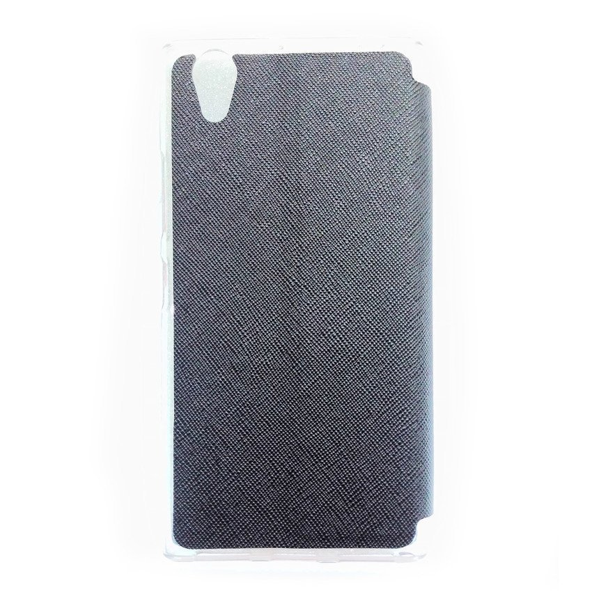 Ume Flip Cover View for Lenovo P70 - Hitam