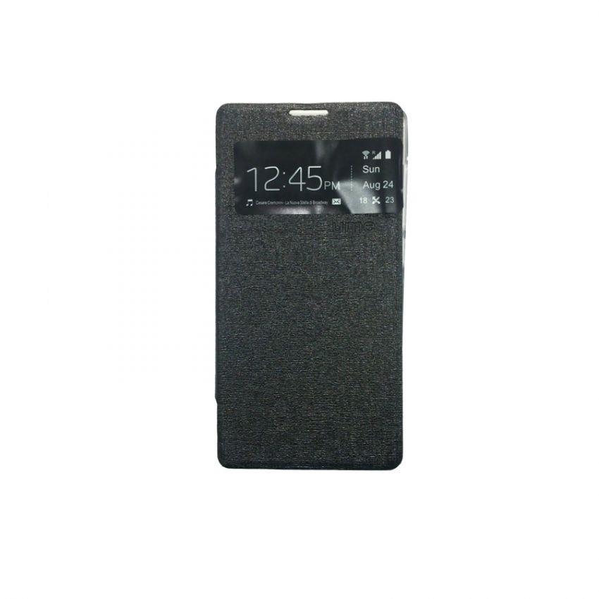 Ume Flip Cover View For Xiaomi Redmi 1S - Hitam