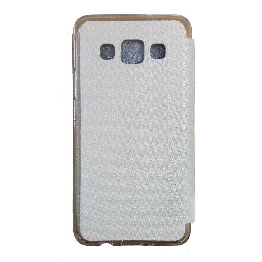 Ume Samsung Galaxy A3 Flip Cover View - Putih