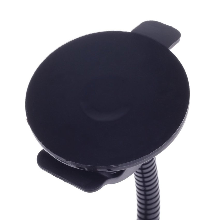 Universal 360 Degree Rotation Car Holder Mount w/ Suction Cup for Samsung / Iphone - Black (Intl)