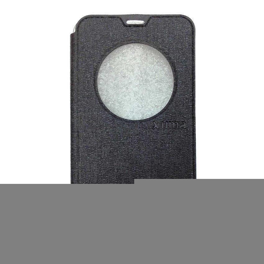 Universal Asus Flip Cover Zenfone 2 - Hitam