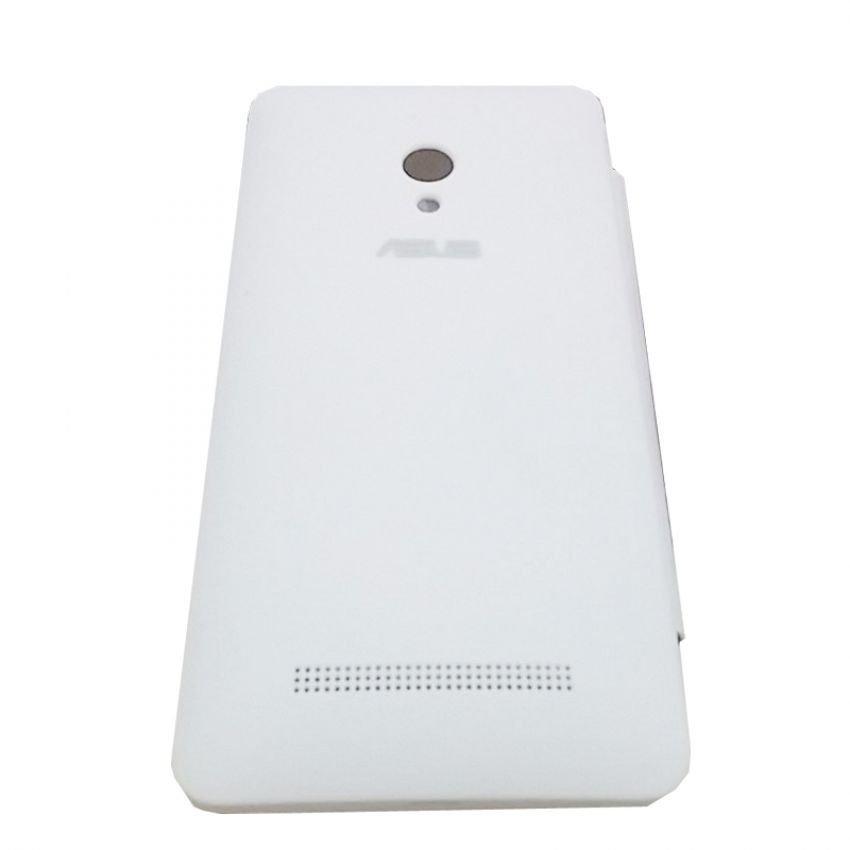 Universal Asus Leather Flip Case Asus Zenfone 5 - Putih