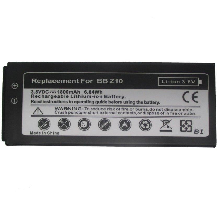 Universal Baterai Blackberry Porsche Design P9982 Z10 - Hitam