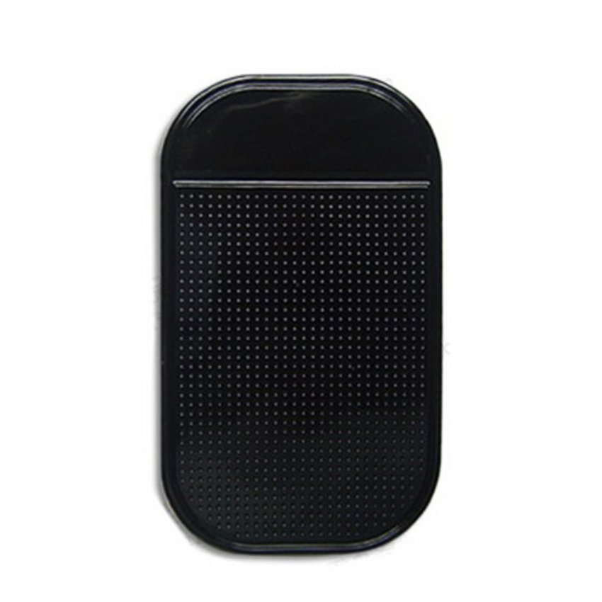 Universal Car Anti-Slip Mat Super Sticky Pad for Phone / GPS/ MP4/ MP3 - Hitam