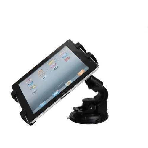 Universal Car Holder 360 Degree Rotation for Tablet PC - WW-503 - Hitam