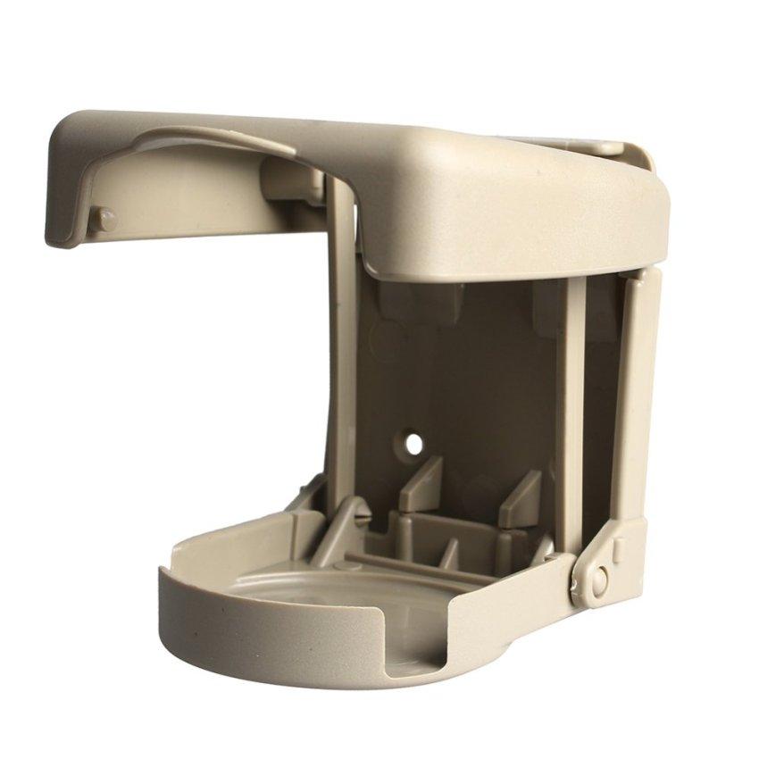 Universal Car Vehicle Truck Folding Beverage Drink Cup Bottle Holder Stand Mount (Intl)