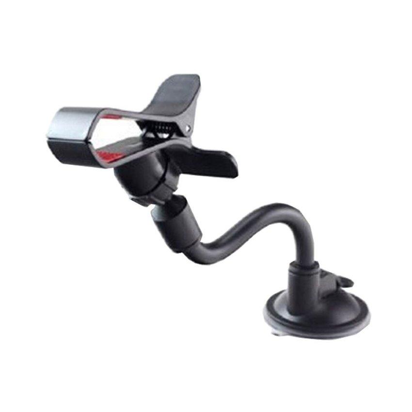 Universal Car Windshield Mount Holder Bracket for iPhone/Samsung/etc 2.4