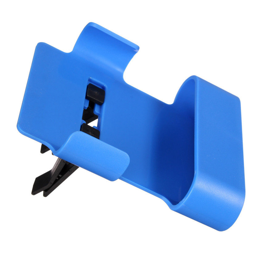 Universal In Car Air Vent Mount Bracket Car Stand Holder Cradle For Smart phone (Blue) (Intl)